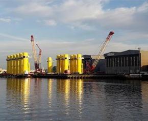SPIE décroche un contrat pour l'installation électrique de turbines éoliennes au...