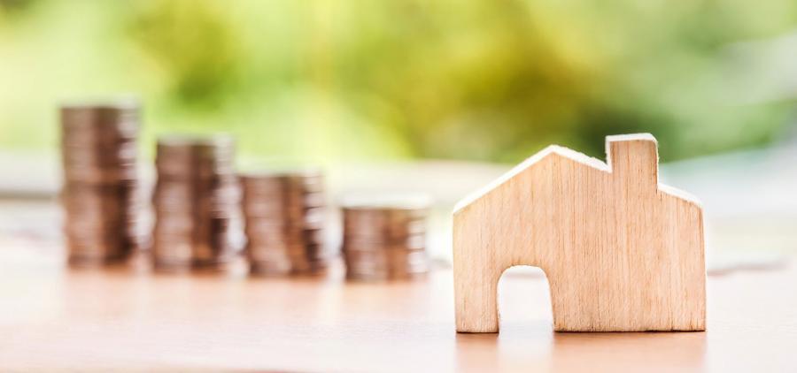 Les taux des crédits immobiliers baissent légèrement en février