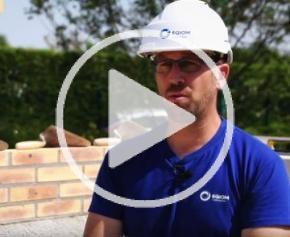 Comment monter un mur de briques ?