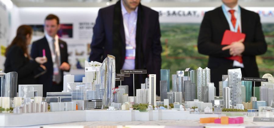 30e édition du Mipim à Cannes, le principal rendez-vous mondial de l'immobilier