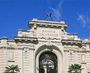 La Banque de France abaisse à 0,3% sa prévision de croissance au 1er trimestre