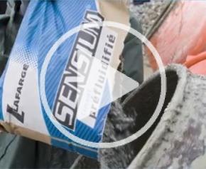 Le ciment SENSIUM®