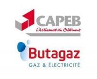 La CAPEB et Butagaz proposent leur nouvelle offre Pack Chaudière Facilipass