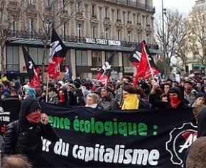 """Plusieurs organisations appellent à manifester """"pour un printemps climatique..."""