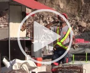 Les chantiers Bouygues Construction d'Outre-Mer