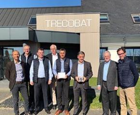 Une maison témoin Trecobat lauréate du concours SNBPE « Bâtiment durable E+C- »