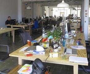 """Le """"coworking"""" n'est pas une bulle selon le pionnier du secteur"""