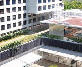 """Le """"campus créatif"""", imaginé par l'architecte Josep Lluis Mateo, entre en phase de..."""