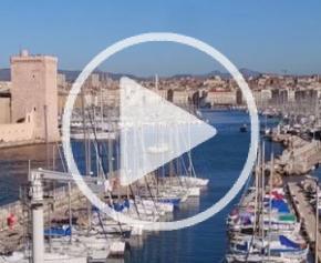 La Passerelle, réhabilitation du J1 par ADIM Provence et Reichen & Robert