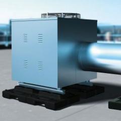 Structures supports lestées pour équipements techniques en toiture-terrasse