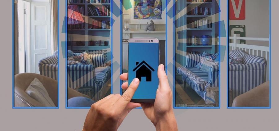 Étude inédite sur l'évolution du smart home et du smart building en France