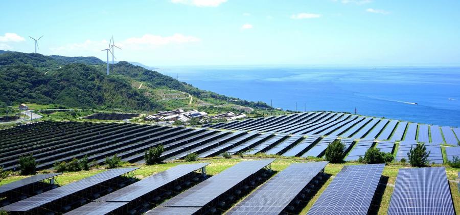 Les énergies renouvelables représentent le tiers de la capacité de production énergétique mondiale