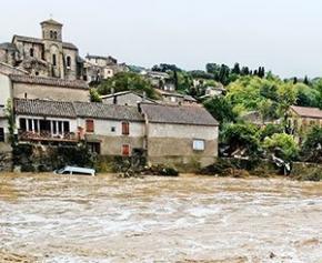 La difficile reconstruction de l'Aude six mois après les inondations