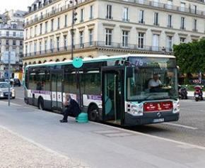Le réseau des bus de Paris profondément modifié à partir de samedi