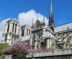 Notre-Dame : pour les architectes le concours n'est pas encore d'actualité