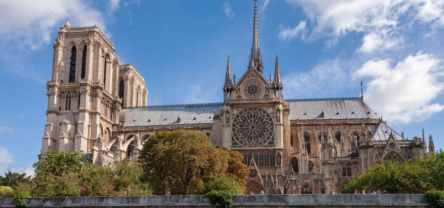 Fidèle au passé ou novatrice, la reconstruction de la flèche de Notre-Dame divise