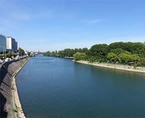 Vinci reconnait avoir déversé des eaux polluées dans la Seine à Nanterre