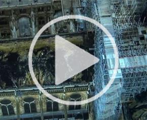 LE DÉBAT de FRANCE 24 - Notre Dame de Paris : déjà la désunion nationale ?