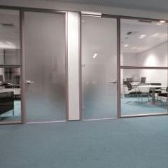 Automatismes pour portes battantes intérieures
