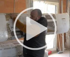 Témoignages de constructeurs de maison et bureau d'étude sur l'isolant alvéolaire Hybris