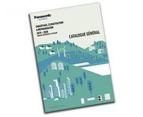 Panasonic présente son nouveau catalogue 2019-2020