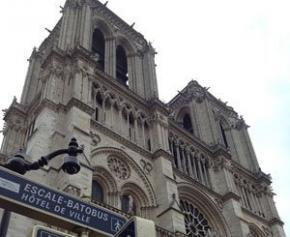 Le projet de loi pour la restauration de Notre-Dame au Sénat le 27 mai