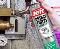 ITW Spraytec propose Detect Fuites, un nouvel aérosol pour la détection des fuites de gaz ou d'air