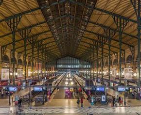 Le projet de restructuration de la Gare du Nord à Paris modifié après concertation...