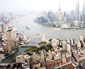 L'effondrement d'un bâtiment à Shanghai en Chine fait cinq morts