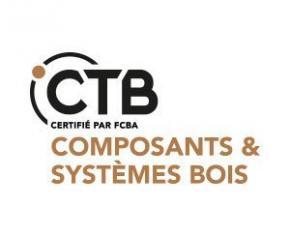 CTB Composants & Systèmes bois : une seule marque de certification pour tous les...