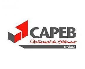 Dernière étape sur le chantier des futurs locaux de la CAPEB Rhône
