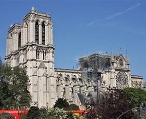 Le projet de loi pour la restauration de Notre-Dame examiné par le Sénat