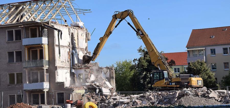 Les producteurs de matériaux de construction se mobilisent pour recycler les déchets de démolition