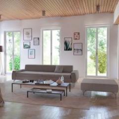 Fenêtre PVC au design exclusif associant esthétisme et performance