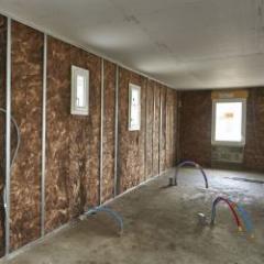 Solution innovante d'isolation des murs par l'intérieur