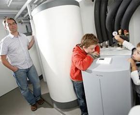+18% pour les équipements aérothermiques, les pompes à chaleur géothermiques...