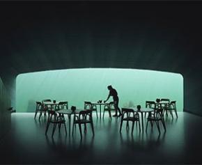 Le 1er restaurant sous-marin d'Europe ouvre en Norvège pour dîner sous l'eau au sec