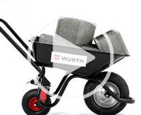 Würth présente la brouette ERGO