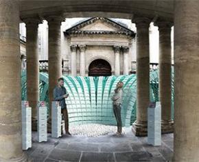 """Le festival """"Architectures Vives"""" de Montpellier sublime les cours d'hôtels particuliers"""
