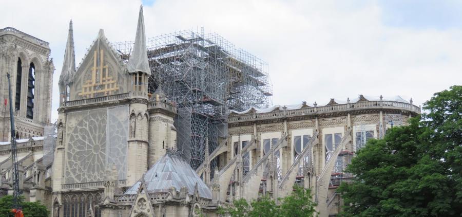 Les polémiques s'amplifient autour de la restauration de Notre-Dame