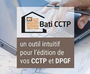 Bati CCTP : outil de référence pour générer des CCTP de qualité