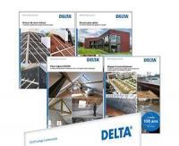 Nouvelle charte graphique pour Doerken qui choisit de mettre plus en avant sa marque DELTA®