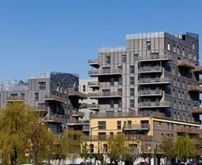 La plus haute tour d'habitation en bois de France inaugurée à...