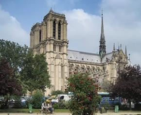 Le GMH annonce un partenariat pour préparer le BIM de Notre Dame de Paris