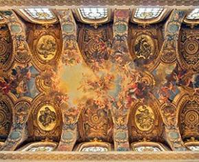 La Chapelle royale du Château de Versailles fait peau neuve sous haute...