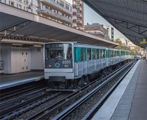 La ligne 6 du métro parisien coupée cet été dans le sud-ouest pour rénover un...