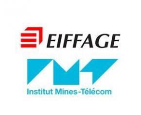 4e anniversaire de la chaire industrielle de recherche Eiffage Route et IMT Lille...
