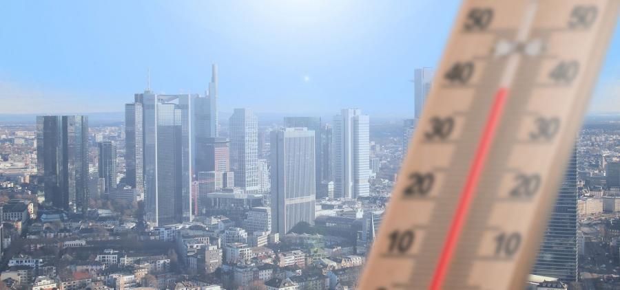 Canicule : pourquoi fait-il plus chaud dans les villes ?