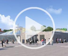 Focus sur les travaux préparatoires avant la construction de la gare Sevran-Livry