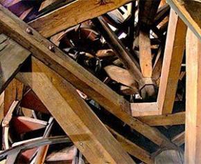 Une association pour la restauration de la charpente bois de Notre-Dame de Paris